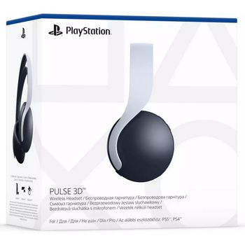 PlayStation 5 Pulse 3D Wireless Headset - White (PS5)