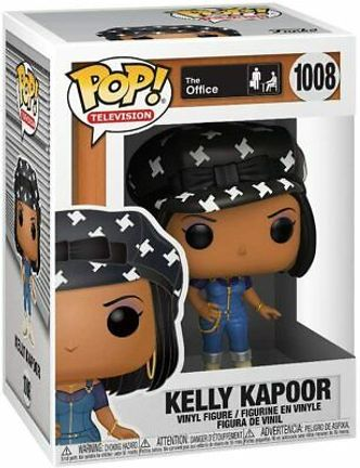 POP! Television: The Office - Kelly Kapoor (Casual Friday) Vinyl Figure