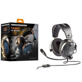 Thrustmaster T.Flight Headset Wired - U.S. Air Force Edition (PS4, Xbox One, PC)