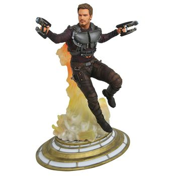Gallery Diorama: Marvel Guardians of the Galaxy Vol.2 - Star-Lord Unmasked Statue, 28cm