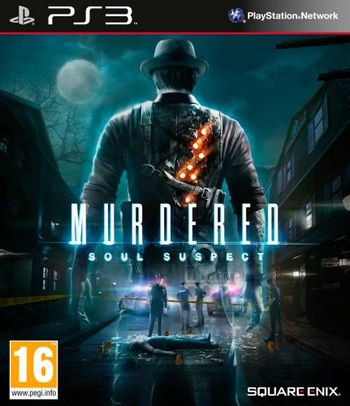 PS3 Murdered: Soul Suspect [USED] (Grade A)