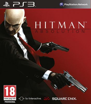 PS3 Hitman: Absolution [USED] (Grade A)