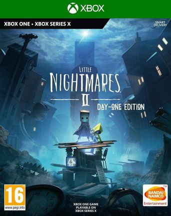 Xbox One Little Nightmares 2 Day One Edition