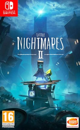 SWITCH Little Nightmares 2 Day One Edition