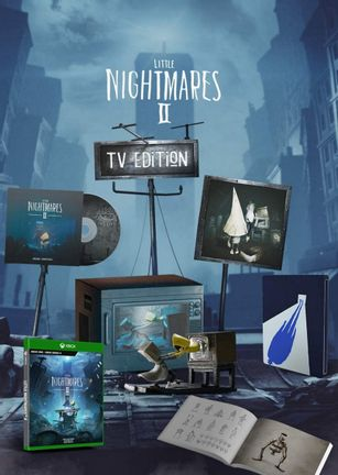 Xbox One Little Nightmares 2 TV Edition