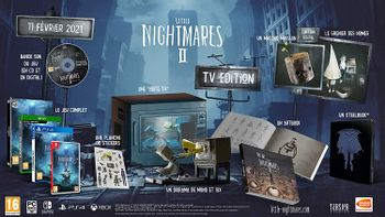 SWITCH Little Nightmares 2 TV Edition