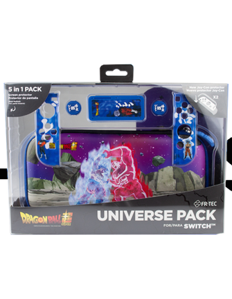 Blade Universe Pack: Case, Screen Protector, Games Case, Grips - Dragon Ball Super Edition (Switch)