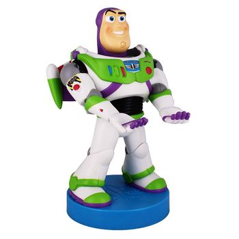 Cable Guys: Disney Toy Story 4 - Buzz Lightyear, Phone and Controller Holder incl. Type C Cable