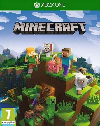 Xbox One Minecraft Base Edition [USED] (Grade A)