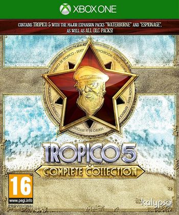 Xbox One Tropico 5 Complete Collection [USED] (Grade A)