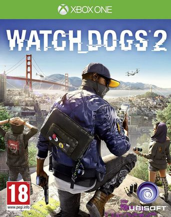 Xbox One Watch Dogs 2 [USED] (Grade A)