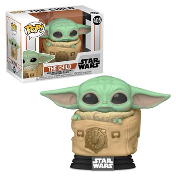 POP! Star Wars: The Mandalorian - The Child (Baby Yoda) in Bag Vinyl Bobble-Head