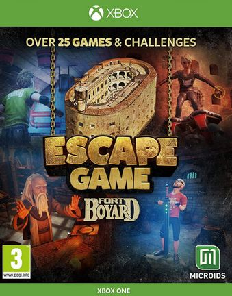 Xbox One Escape Game: Fort Boyard