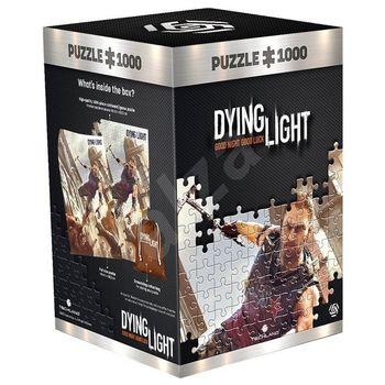 Good Loot Puzzle: Dying Light - Cranes Fight, 1000 Pieces