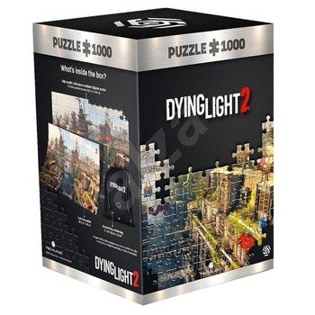 Good Loot Puzzle: Dying Light 2 - City, 1000 Pieces