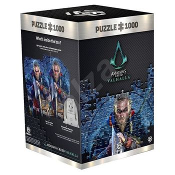 Good Loot Puzzle: Assassin's Creed Valhalla - Eivor, 1000 Pieces