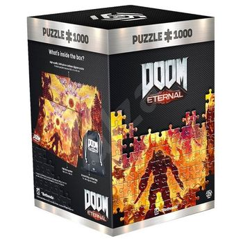 Good Loot Puzzle: DOOM Eternal - Mykir, 1000 Pieces