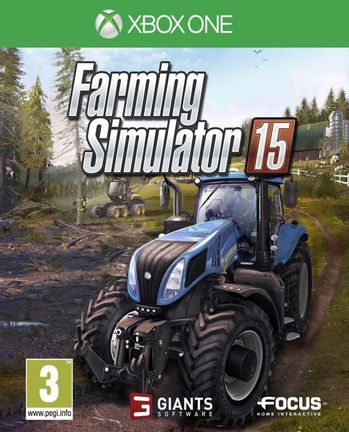 Xbox One Farming Simulator 15 [USED] (Grade A)