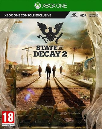 Xbox One State of Decay 2 [USED] (Grade A)