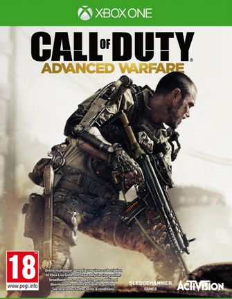 Xbox One Call of Duty: Advanced Warfare [USED] (Grade A)