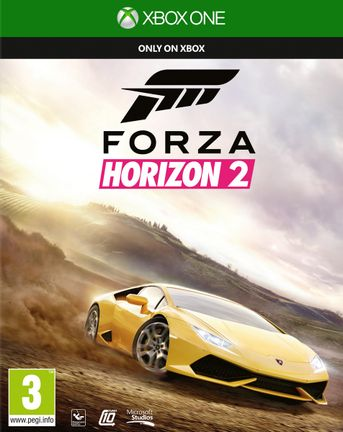 Xbox One Forza Horizon 2 [USED] (Grade B)