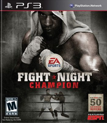 PS3 Fight Night Champion US Version [USED] (Grade A)