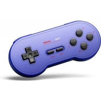 8BitDo SN30 Bluetooth Gamepad - Blue (Switch, PC, Mobile)
