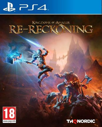 PS4 Kingdoms of Amalur: Re-Reckoning