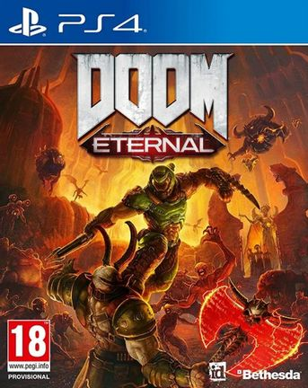 PS4 DOOM Eternal [USED] (Grade A)