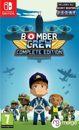 SWITCH Bomber Crew Complete Edition