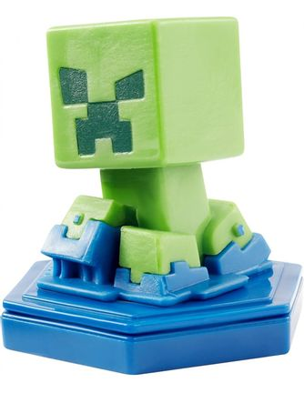 Minecraft Earth - Slowed Creeper Boost Minifigure