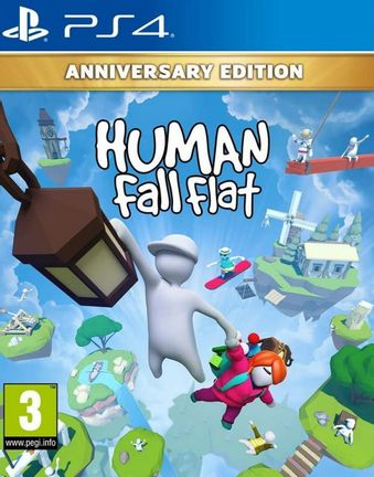 PS4 Human: Fall Flat Anniversary Edition