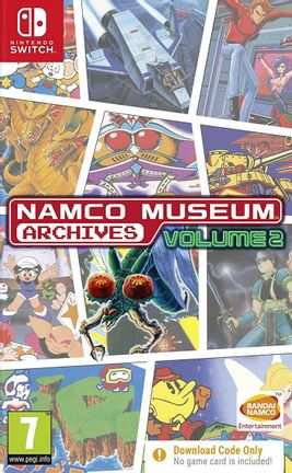 SWITCH Namco Museum Archives Volume 2 - Digital Download