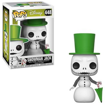 POP! Disney: Nightmare Before Christmas - Snowman Jack Vinyl Figure
