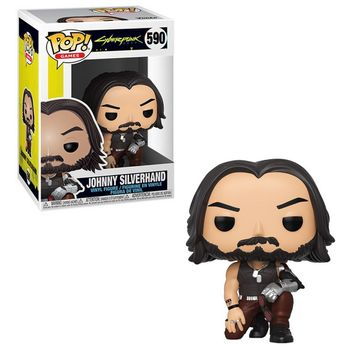 POP! Games: Cyberpunk 2077 - Johnny Silverhand Vinyl Figure