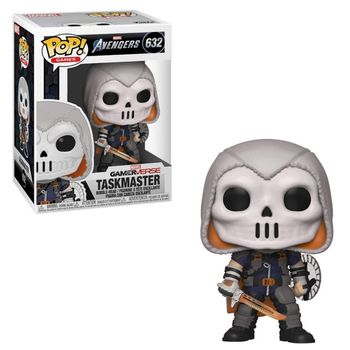 POP! Games: Marvel Avengers Gamerverse - Taskmaster Vinyl Bobble-Head