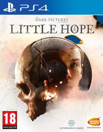PS4 Dark Pictures Anthology: Little Hope