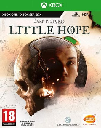 Xbox One Dark Pictures Anthology: Little Hope