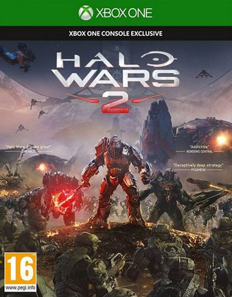 Xbox One Halo Wars 2 [USED] (Grade A)