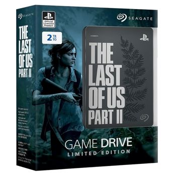 Seagate Game Drive - Last of Us Part II Limited Edition, 2 TB (PS4)