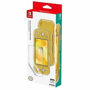 HORI Screen and System Protector - Clear (Switch Lite)