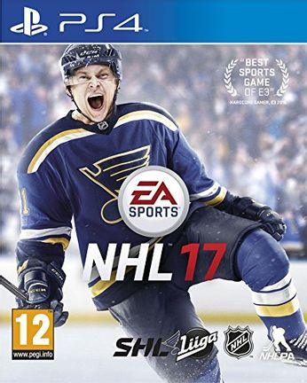 PS4 NHL 17 [USED] (Grade A)