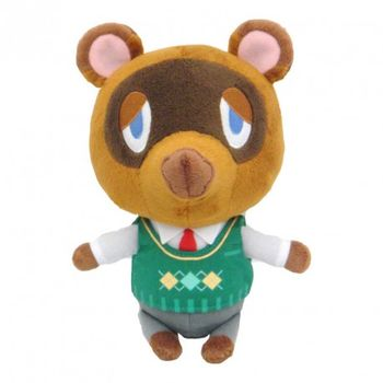 Animal Crossing - Tom Nook Plush, 20cm