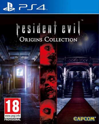 PS4 Resident Evil Origins Collection [USED] (Grade A)