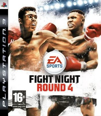 PS3 Fight Night Round 4 [USED] (Grade A)