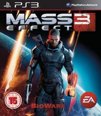 PS3 Mass Effect 3 [USED] (Grade A)
