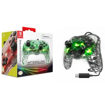 PDP Wired Controller Afterglow Prismatic - Multicolor (Switch)