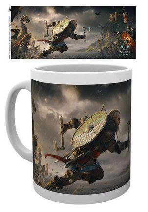 Assassin's Creed Valhalla - Ancaster Fortress Mug, 300ml