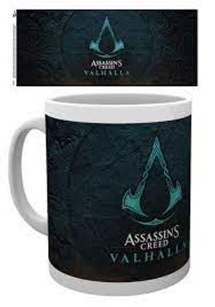 Assassin's Creed Valhalla - Logo Mug, 300ml