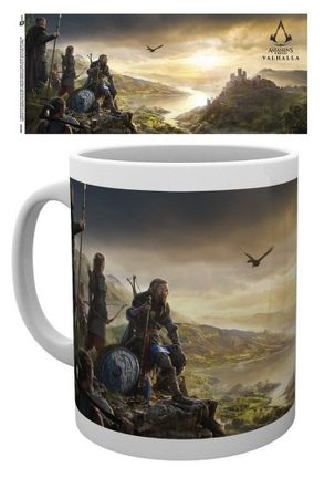 Assassin's Creed Valhalla - Vista Mug, 300ml